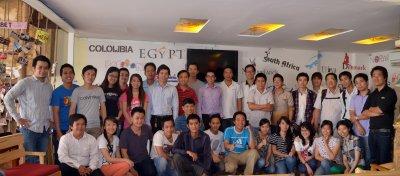 Buổi OFL thành lập CLB SEO Sài Gòn ngày 24/3/2013