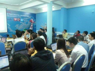 Khóa học Internet marketing – Thực hành thực tế 6/2013