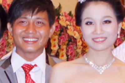 Chúc mừng đám cưới Hoài Thương