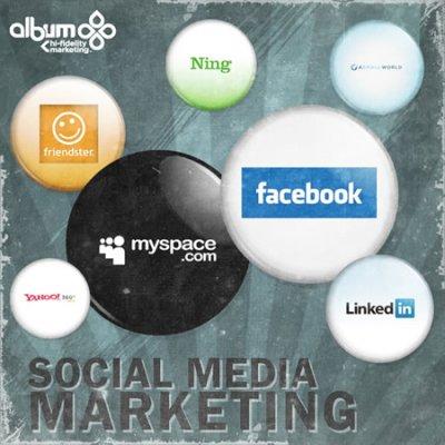 Chiến thuật tiếp thị trên mạng xã hội