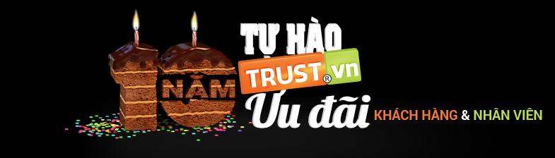 Sinh nhật lần thứ 10 TRUST.vn